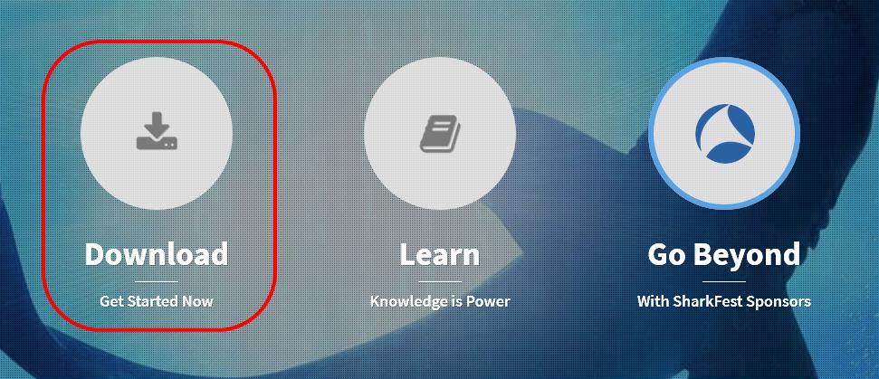 Wiresharkのトップページ
