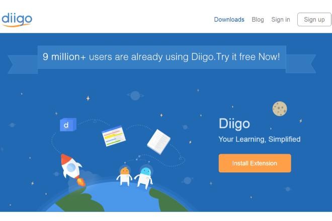 まとめ記事の情報収集に使える「Diigo」