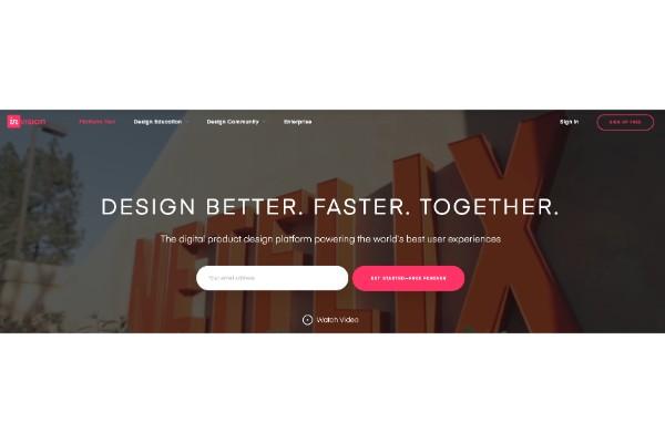 デザイナー向けのプロトタイプツール「InVision」
